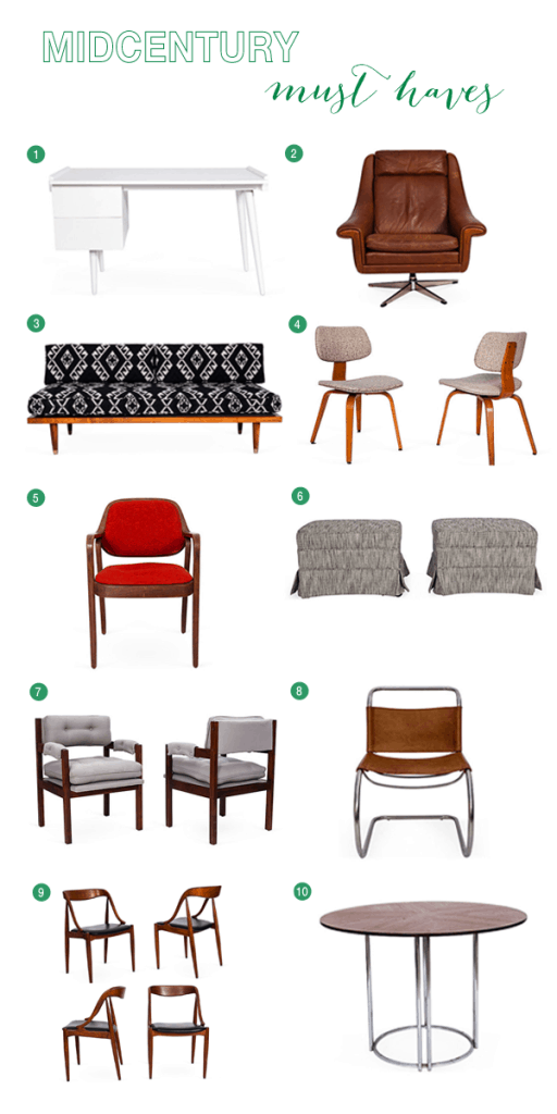Midcentury-Pieces