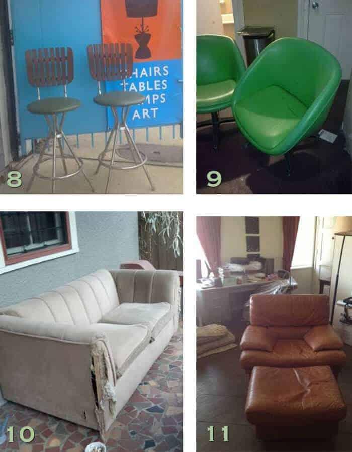 NOLA craigslist dude chair vintage barstolls