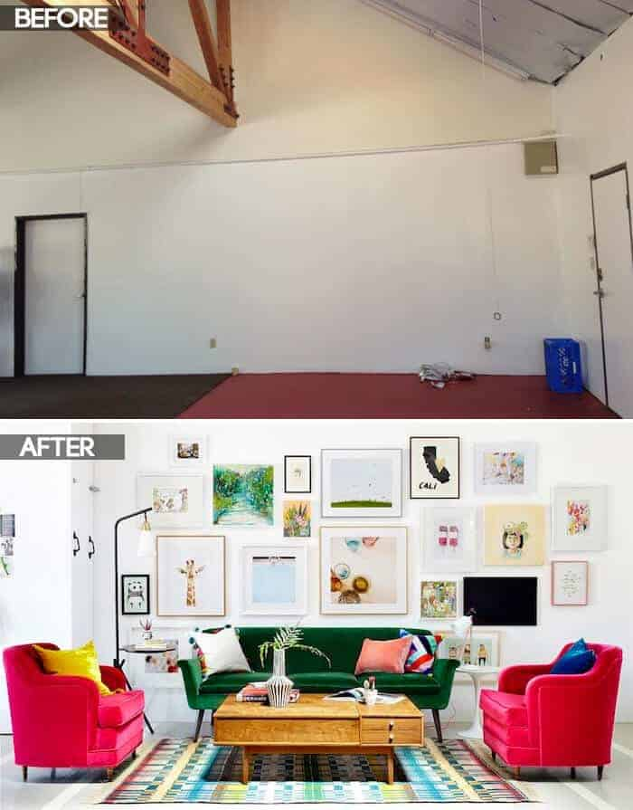 Oh Joy Studio_before after