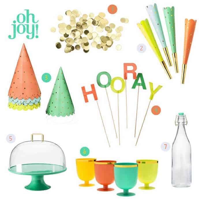 Oh Joy Target