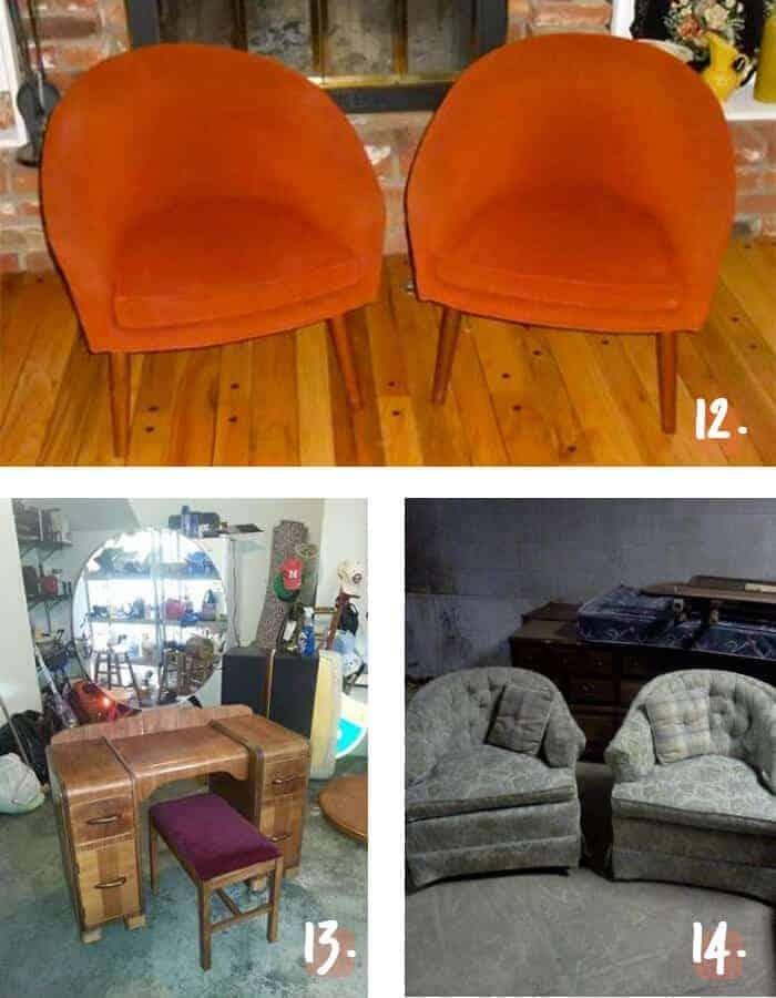Pair of Chairs Kansas City