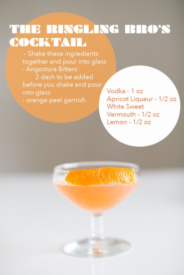 Ringling Bros Cocktail