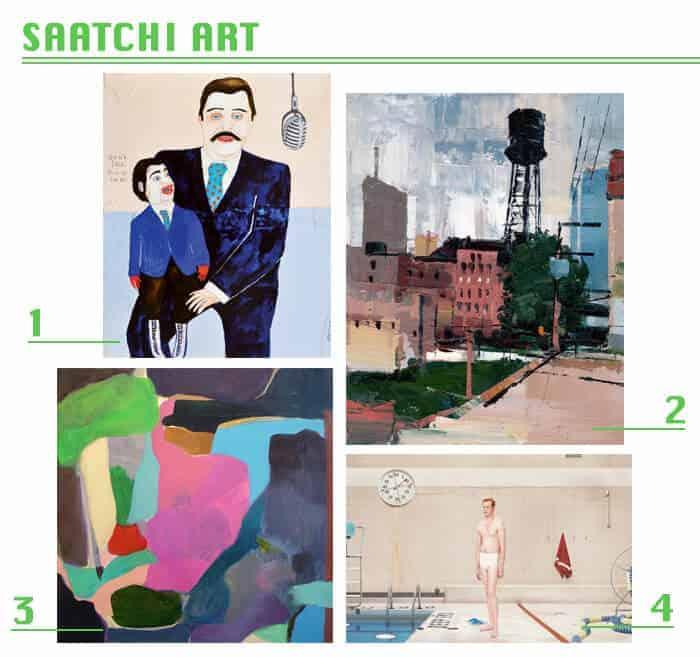 Saatchi Art_Online Art