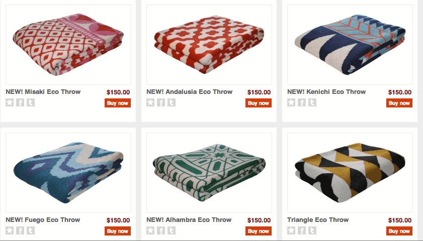 eco blankets
