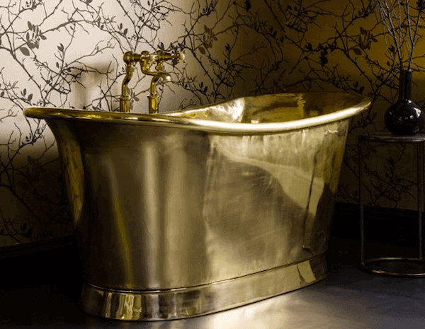 brass-bathtub