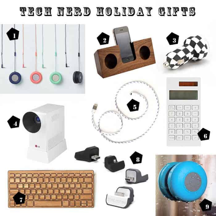 Techy Gifts