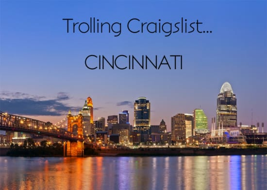 Trolling CL Cincinnati