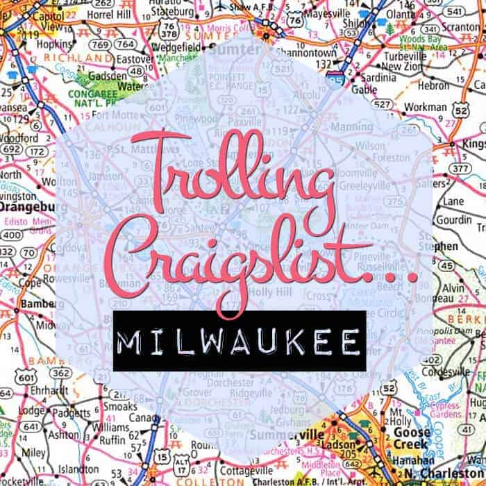 Trolling CL Milwaukee