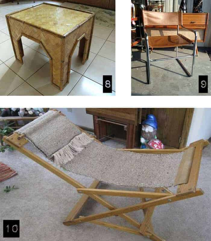 Trolling craigslist milwaukee vintage chairs and table