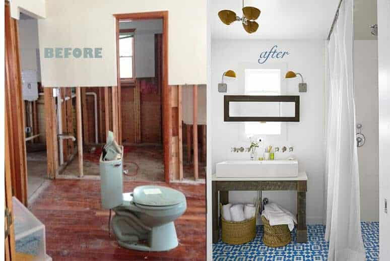 BATHROOM-MAKEOVER