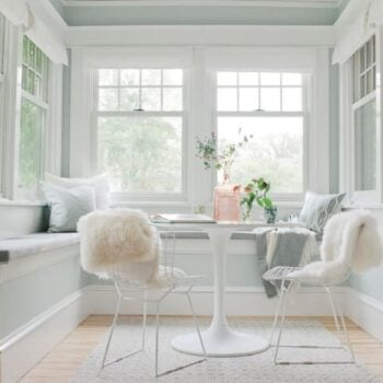 Curbly's Sunroom