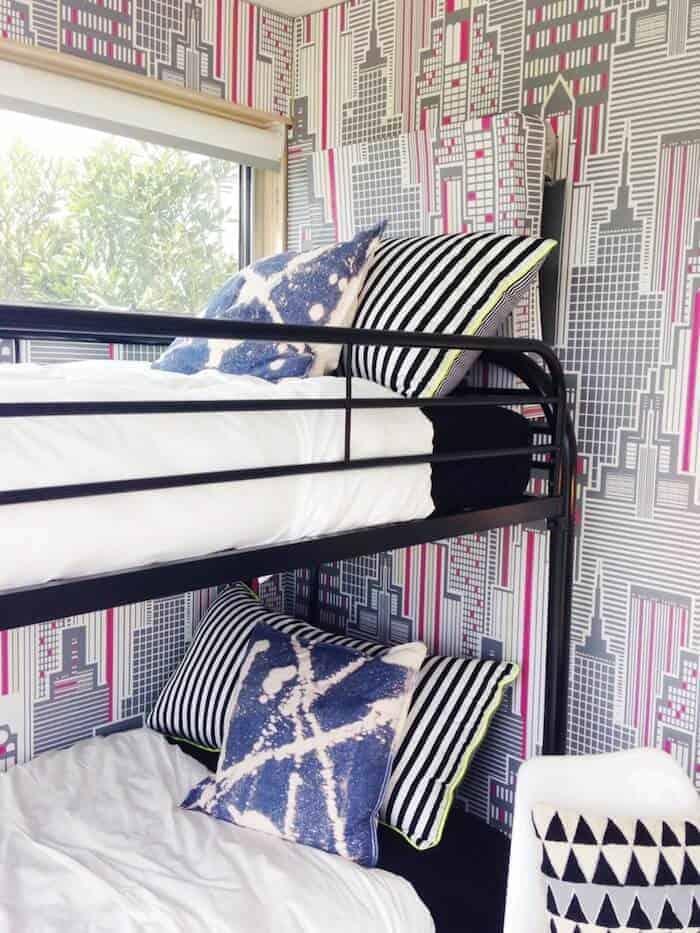 bunk detail