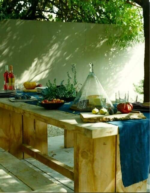how to style a table