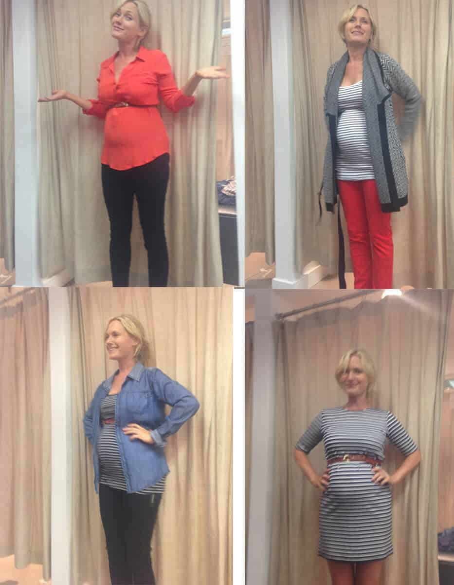 pregnancy outfits
