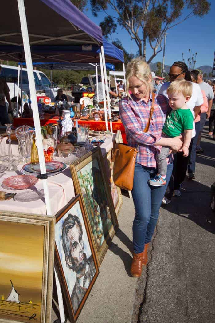 emily_henderson_charlie_lincoln_painting_rose_bowl_flea_market_red_table (1 of 1)