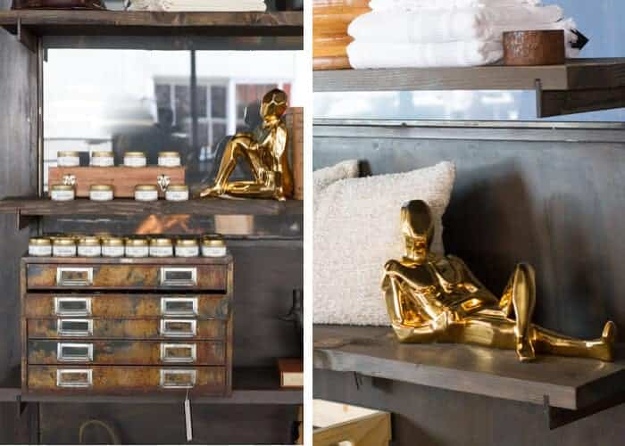 hammer_and_spear_emily_henderson_store_tour_gold_sculptures