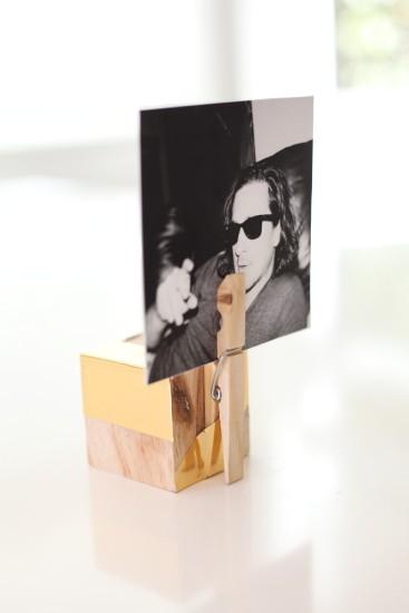 DIY placecards holder