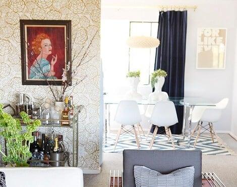 joy cho's dining room - stylebyemilyhenderson.com