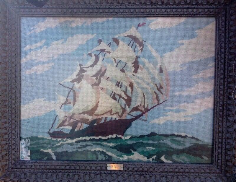needlepoint-ship