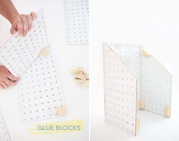Customize It: Pegboard Nightlight
