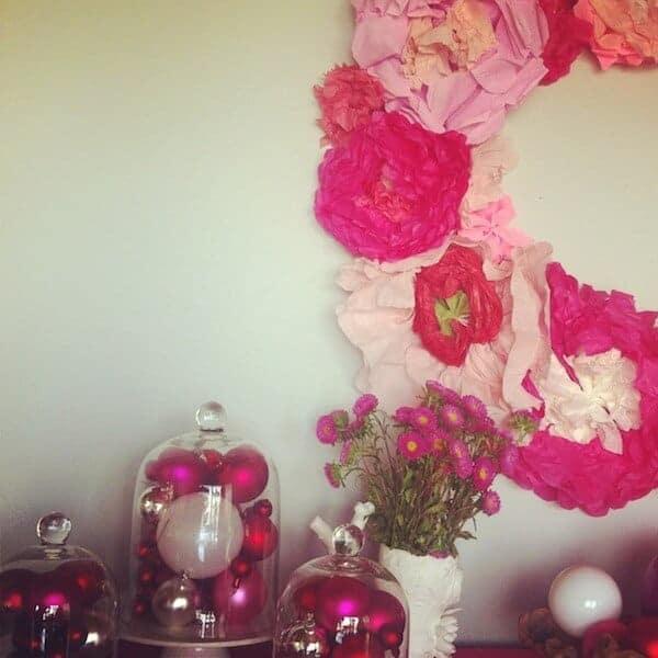 pink_paper_Wreath
