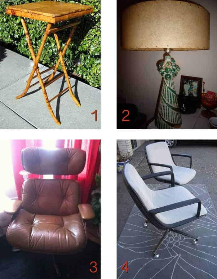 san francisco craigslist bamboo vintage eames chair desk chairs