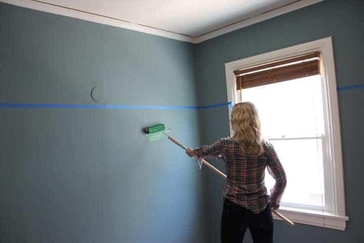 emily henderson painting valspar paint